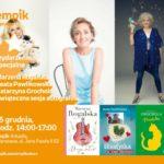 Katarzyna Grochola, Marzena Rogalska i Beata Pawlikowska podpiszą książkowe pre