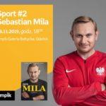 Sport #2: Sebastian Mila   Empik Galeria Bałtycka
