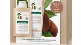 Klorane zestaw kosmetyków na bazie organicznego masła cupuaçu
